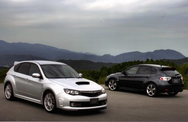 330-S-hatch-black-one..-and-silver-sti-600x390-2 Subaru Impreza Turbo Exhaust System Layout with Diagrams