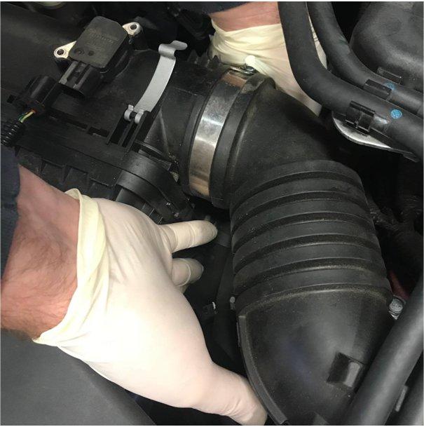 Airbox-2 How to Replace Subaru Impreza Air Filter - WRX & STI