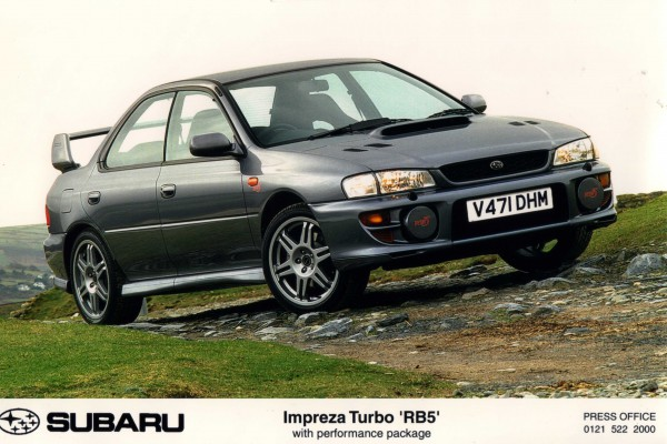 Rb5-600x400 Subaru Impreza Turbo Special Editions - WRX, STI & Turbo UK Market