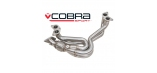 Cobra Exhaust 4-1 Unequal Length De-Cat Manifold Performance Exhaust TY16 - TOYOTA GT86 / SUBARU BRZ