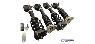 BC Racing BR Series Type RA Coilovers Set - Impreza WRX 01-07 & STi 01-04 (5/100 PCD)