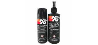 K&N Panel and Cone Filter Cleaning Kit. 99-5000EU
