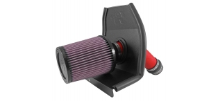 K&N Performance Air Intake System - Subaru STI 2015 on pn 67-8009twr