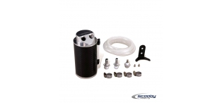 Mishimoto Carbon Fibre Oil Catch Can Tank & Fitting Hardware