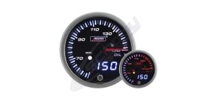 "Rpm Tachometer+Voltage Volt Gauge Jdm Sport 2/"" Inch 2 1//16 52Mm Oil Pressure"