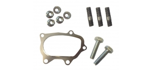 Turbo to Downpipe Fitting Kit - Impreza WRX and STI