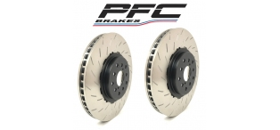 Performance Friction V3 Front Brake Discs - Impreza STi 01-14