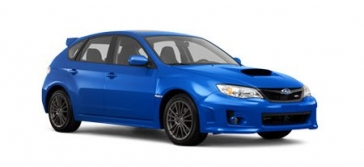2008-2012 Hatch STI 6 Speed