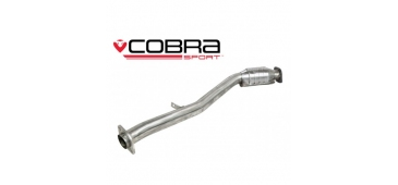 Cobra Exhaust High Flow Exhaust Catalyst SU79 - Subaru BRZ (2012) 2.0L (RWD Petrol)