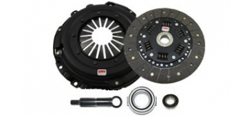 Competition Clutch 15029-2100 - Subaru WRX (2.0T 5-Speed Pull Style Clutch 230mm) - PERFORMANCE CLUTCH KIT - SCC Stage 2 - Steelback Brass Plus