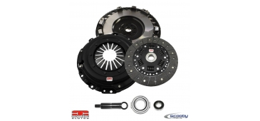 Competition Clutch - Stage 2 Clutch and Lightweight Flywheel Pack STI 2001-2019