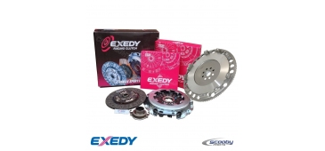 Exedy Stage 1 Organic Clutch AND Lightweight Flywheel Pack - Impreza STI 2001-2019 6 Speed