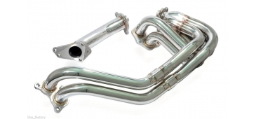 Exhaust Manifold Header by M2 Motorsport - Impreza 93-07 M2-HSB-950141s