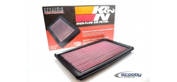 K&N Performance Panel Filter - Impreza Turbo, WRX, STi 92-07