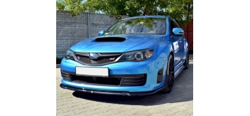 Maxton Designs Front Lip Spoiler 08-11 Hatchback STi (Early)
