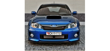 Maxton Designs Front Lip Spoiler 12-14 Hatchback STi (Late)