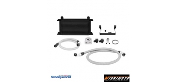 Mishimoto Black Non Thermostatic Oil Cooler Kit. MMOC-WRX-06BK 2006-2007 Hawkeye