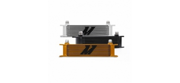 Mishimoto MMOC-10 - All Fitments - Universal 10-Row Oil Cooler
