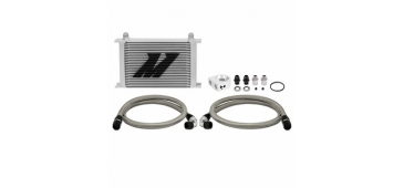 Mishimoto MMOC-UH - All Fitments - Universal Oil Cooler Kit, 25-Row