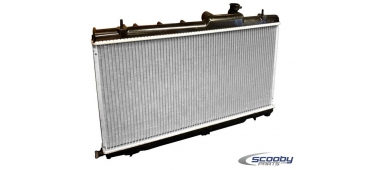 OE Specification Replacement Radiator - Impreza 1993-2007