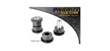 Powerflex Black Series - Front Arm Front Bush Hatchback WRX & STI (PFF69-501BLK)