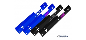 Radiator Cooling Panel WRX and STI 2001-2007