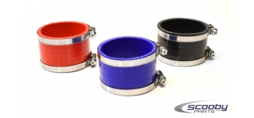 Silicone Intercooler Collar with Clips for Subaru Impreza WRX and STI
