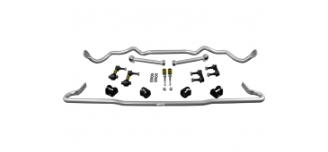 Whiteline BSK017 F & R Sway Bar Vehicle Kit - SUBARU Impreza WRX VA SEDAN (14-ON)