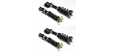 BC Racing BR Series Type RA Coil Over Set -  Impreza Hatchback 2008 on - WRX model only