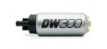 DeatschWerks DW300 Series Uprated In-tank Fuel Pump & Install Kit