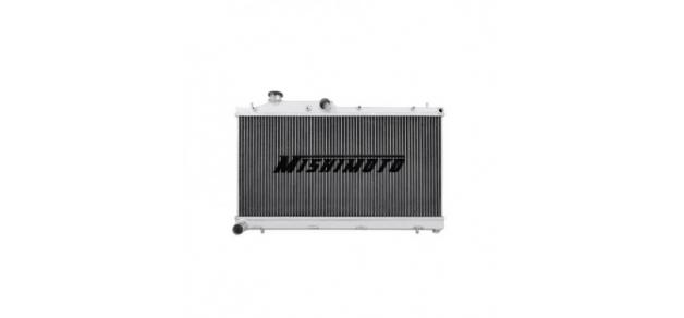 Mishimoto MMRAD-STI-08X - Subaru Impreza WRX, STi, Cosworth (07-11) 2 5L  (4WD Petrol) - Mishimoto X-Line Performance Aluminium Radiator