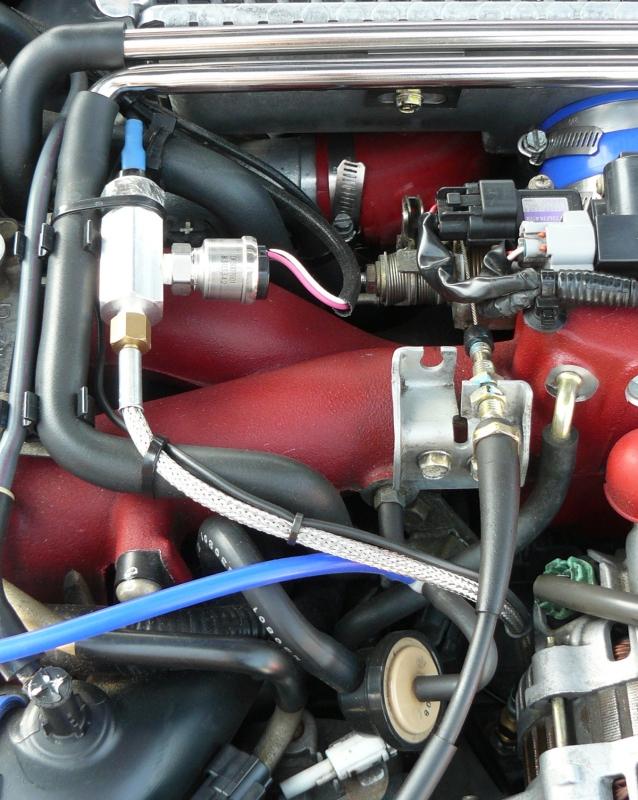 Subaru Impreza WRX GC8 EJ20 Oil Pressure Sensor Switch